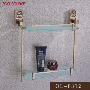 Double Glass Shelf -8312