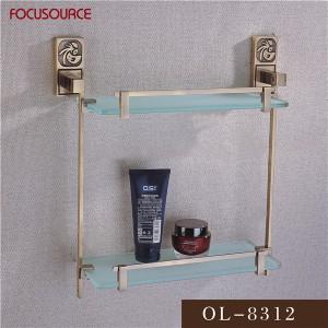 Double Glass Shelf -8312