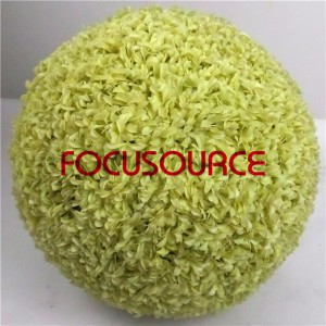 Maiketsetso Topiary Boxwood Grass Ball-HY0810-2-WH002