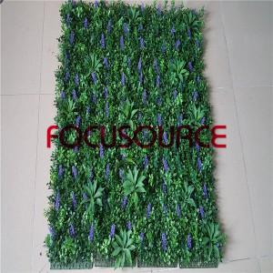 Artificial Grass Turf-mixed grass carpet model6