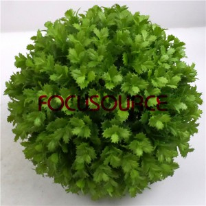 Maiketsetso Boxwood Grass Ball-HY251-GW5-J
