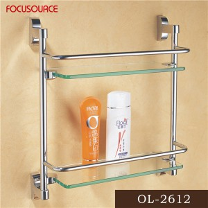 Double Glass Shelf-2612