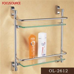 Double Glass Shelf-2612